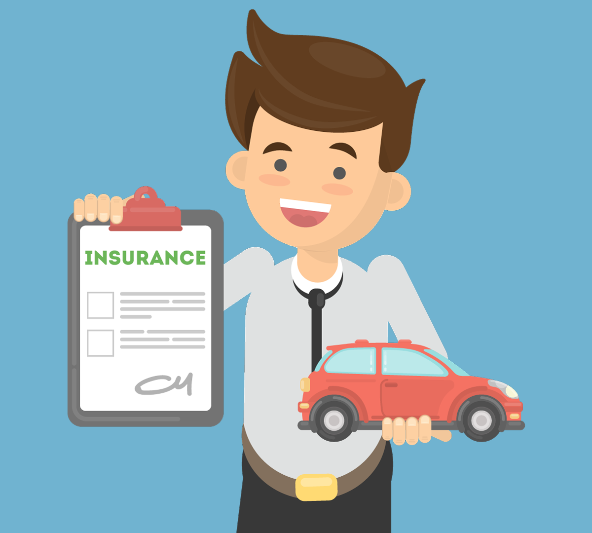 Auto Insurance Policy.