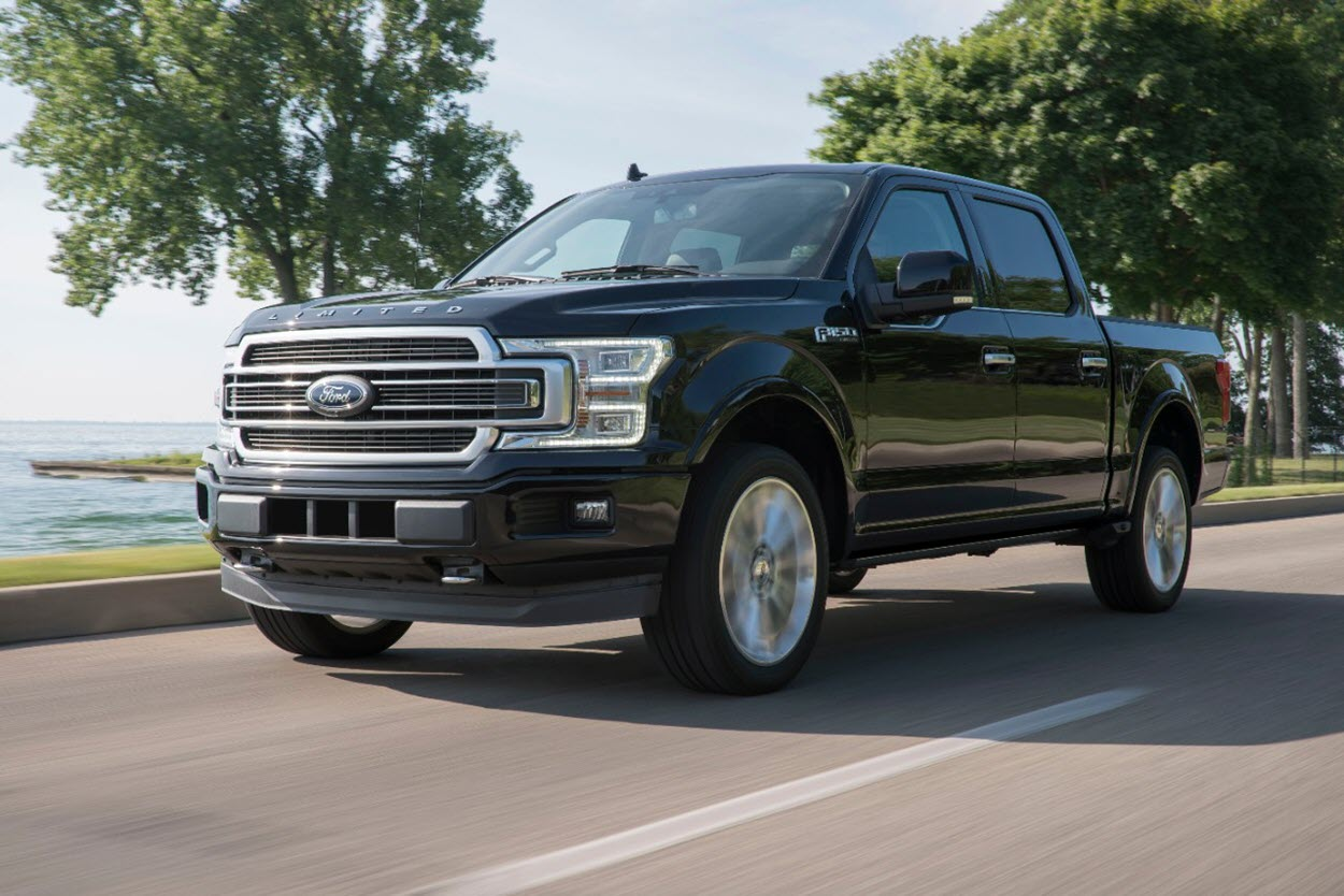 Ford 150 Limited