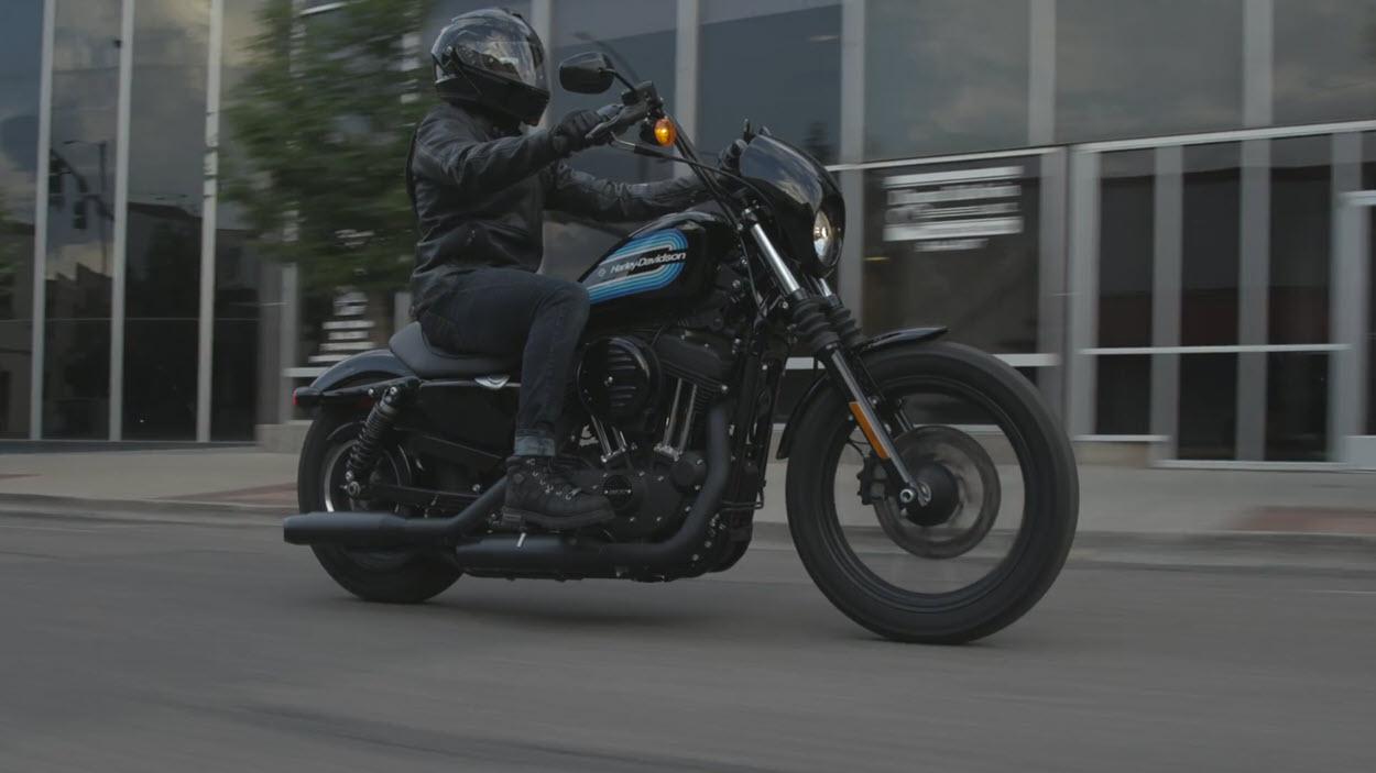 2019 Harley-Davidson Iron 1200.