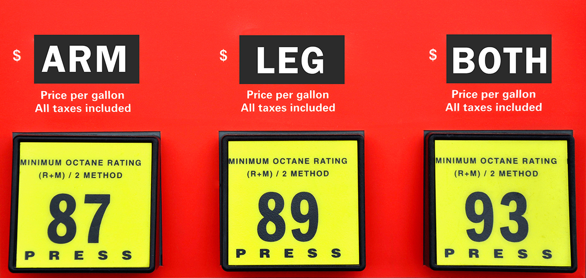 High Gas Prices.