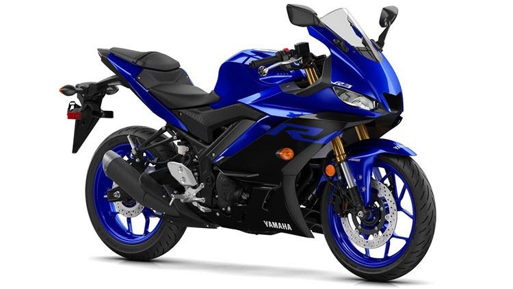 The 2019 Yamaha YZF-R3